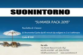 Summer pack 2015