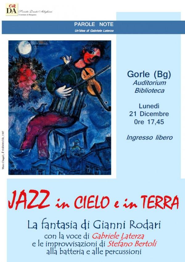 Jazz in cielo e in terra