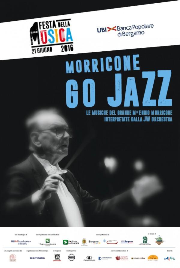 Morricone go jazz
