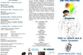 Metti un venerdi sera al teatro Gavazzeni