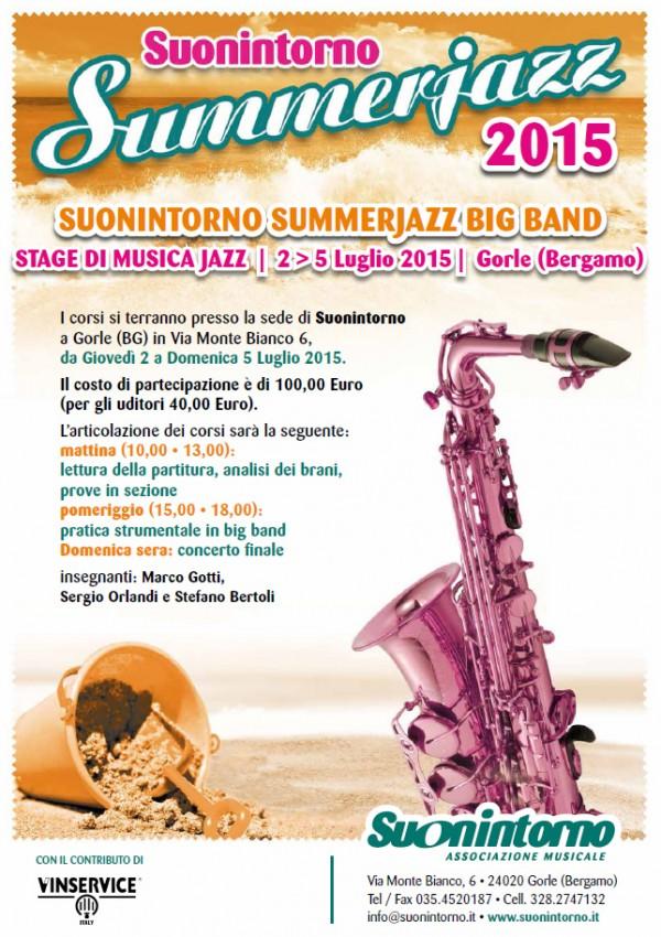 Summer jazz 2015